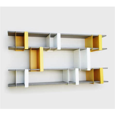 modern wall ideas modern diy unique wall shelves ideas image 15 laredoreads