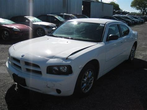 2007 dodge charger parts list 2007 dodge charger se se for sale stk r14568 autogator