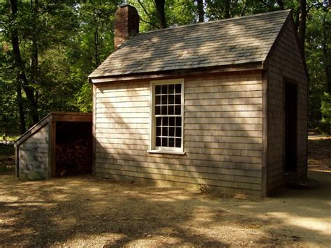 Walden Pond Thoreau Cabin by Discover And Save Creative Ideas