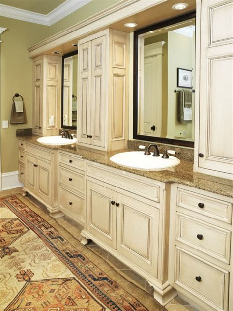 breathtaking vanity for master bathroom with antique white