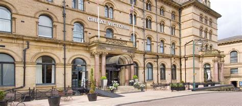 great victoria hotel meetings  bradford
