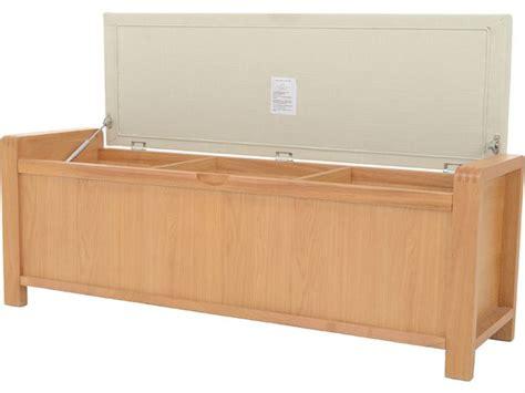 ercol bench ercol bosco bedroom oak storage bench lee longlands