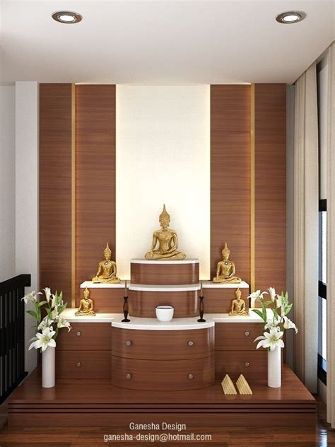 modern buddhist altar design https www facebook com ganeshadesign interior photos a