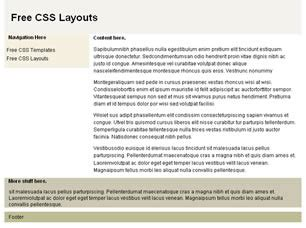 css layout one page free css website layouts page 1 of 21 free css layouts