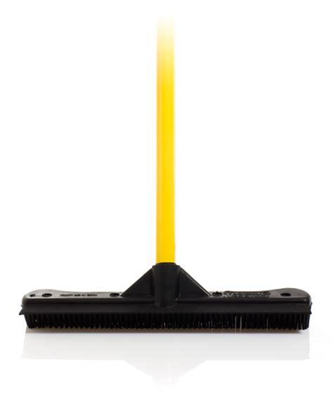 scopa per tappeti scopa e spazzola in gomma visto in tv
