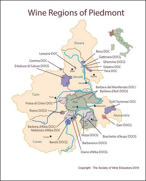 map of piedmont click here to a copy of the swe map 2016 italy