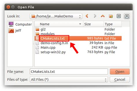 qt layout move how to build a cmake based project