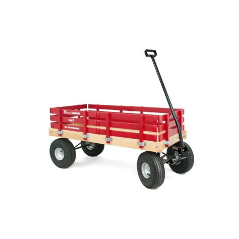 sandusky 3 5 cu ft 21 in w steel folding wagon fbw3621