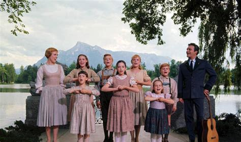 film actress family story the real story of the von trapps celebrity news