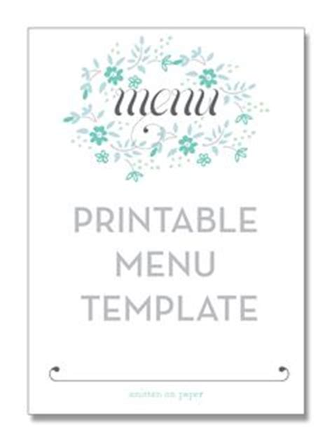 menu invitation template 1000 images about tea on tea