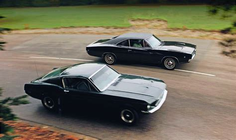 mustang gt vs charger rt dodge charger vs ford mustang gt