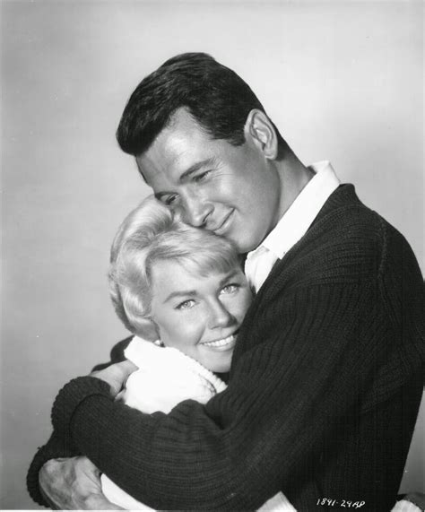 Rock Hudson And Doris Day | museo lopi 249 vintage famous screen couples