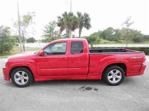 2005 Toyota Tacoma X Runner Sell Used 2005 Toyota Tacoma X Runner Extended Cab