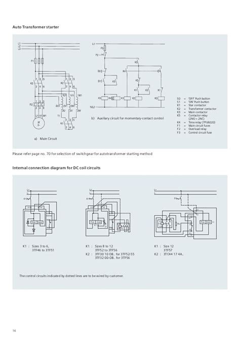 wiring diagram contactor siemens datasheet 42 wiring