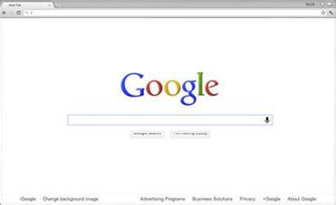 outils dentree de google