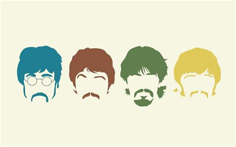 themes love computer beatles desktop wallpapers wallpaper cave