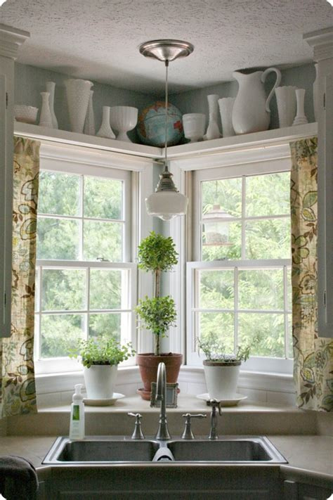 window treatments for semicircular windows 5 ways to get this look blue island kitchen infarrantly