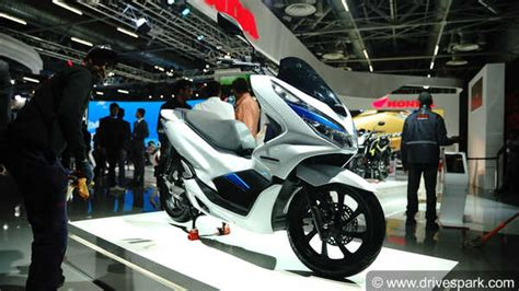 Pcx 2018 Wallpaper by Auto Expo 2018 Honda Pcx Electric Concept Showcased