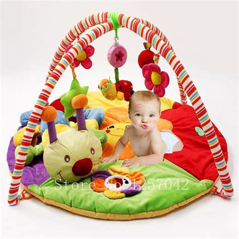 colourful baby playmat musical play mats with toys