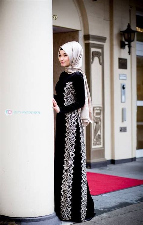 Gamis Hitam 17 17 best images about fashion on