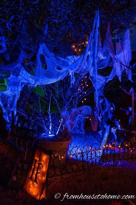 outdoor lighting decorations 25 best lighting ideas on spooky