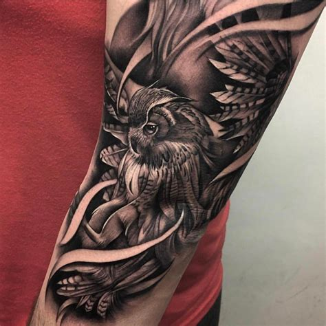 owl tattoo meanings ink vivo
