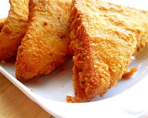 resep membuat olahan roti tawar cara membuat resep roti tawar goreng lembut resepumi com