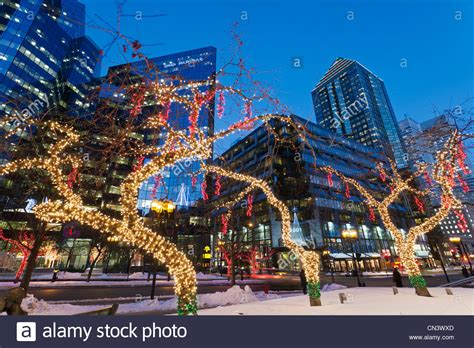 canada quebec province montreal decorations and