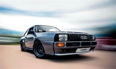 Audi Quattro Drive by Audi Quattro Audi Sport Quattro Replica 509bhp By