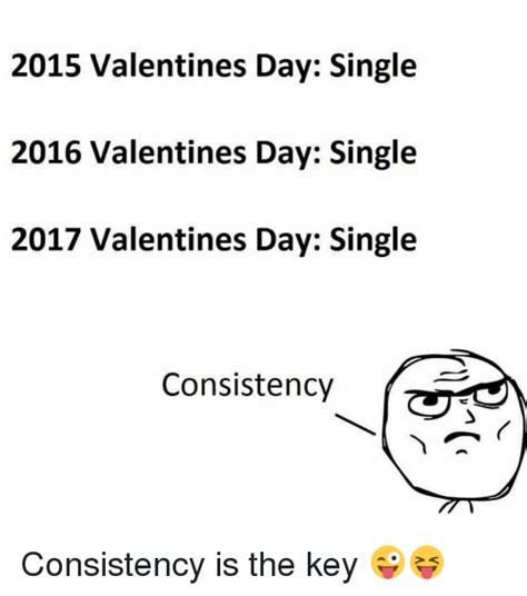Valentines Day Single Meme - 25 best memes about valentines day single valentines