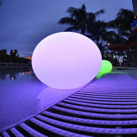 Backyard Led Lighting by Flatball Xl Led Outdoor Indoor L By Smart Green
