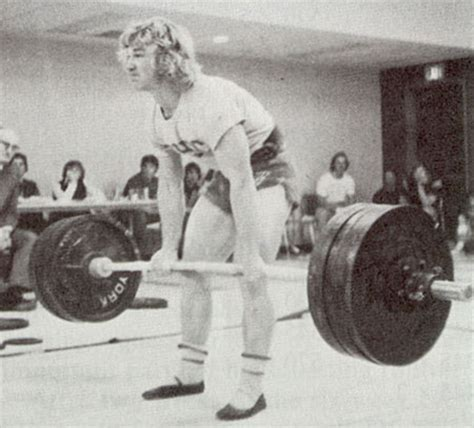 mike macdonald bench press interview with hall of fame powerlifter rickey dale crain