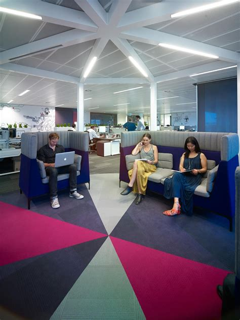 corporate carpet carpet tiles can provide dimension and depth to standard