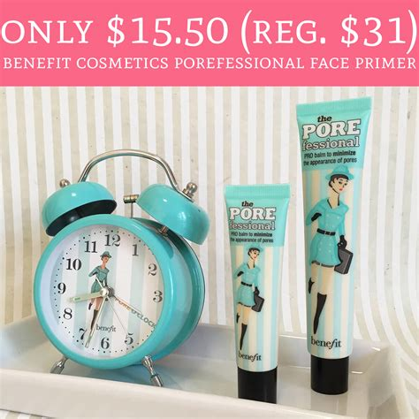 Deal Of The Week 15 At Benefit Cosmetics by Only 15 50 Regular 31 Benefit Cosmetics Porefessional