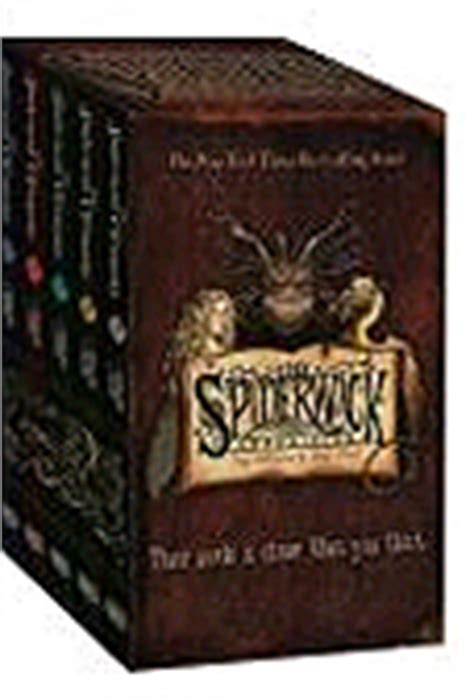 the spiderwick chronicles boxed 0689040342 abebooks beautiful boxed sets literature in a box