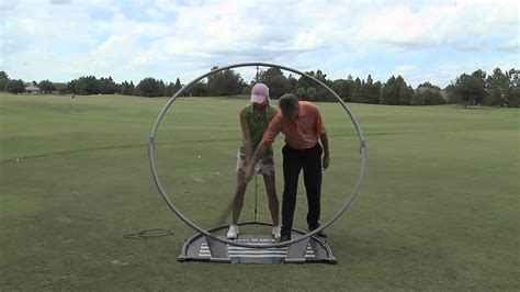 ideal golf swing ideal swing plane with planeswing golf