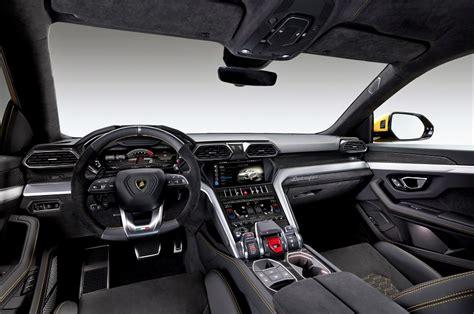 Urus Lamborghini Interior Urus The New Lamborghini Suv W Motor Trader