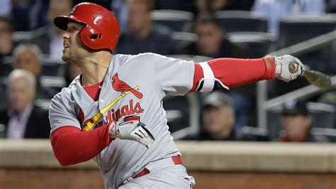 matt holliday swing baseball st louis cardinals news newslocker