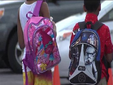indy backpack attack gathers school supplies for children in need theindychannel com - School Supply Giveaway Indianapolis 2017