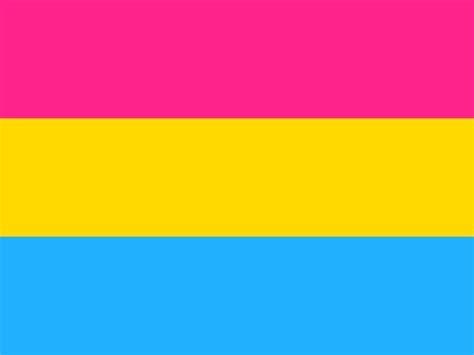 pansexual flag wallpaper pansexual
