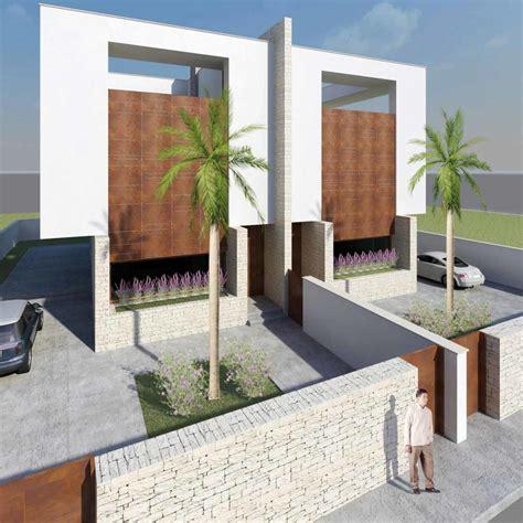 Progetto Casa Bifamiliare by Progetto Casa Bifamiliare Marina Tonsi Claudio Gasparotti