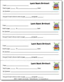 lunch pass template 1000 images about literature circles on