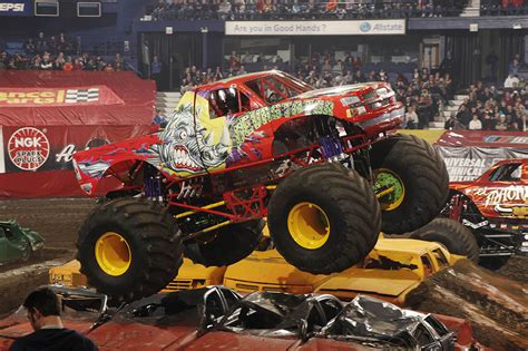 monsters truck trucks jam