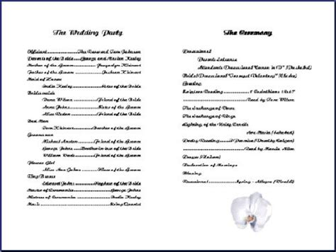 worship bulletin template bilder galerie 70 gt gt wedding