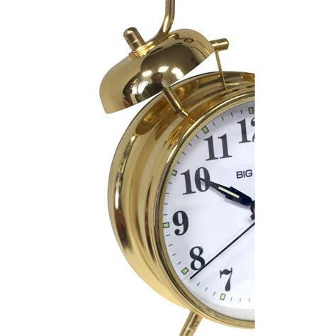 Bell Alarm westclox bell alarm clock ebay