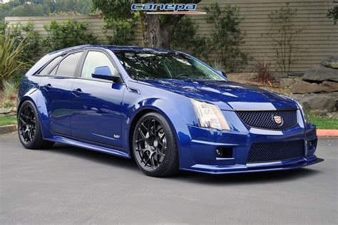 cadillac ctsv wagon for sale wide cadillac cts v wagon by canepa amcarguide