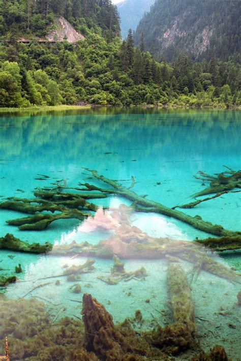 clearest lake in china facts the tale world of china s jiuzhai valley learn