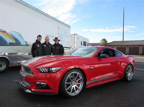 ford mustang shelby expands its mustang range to