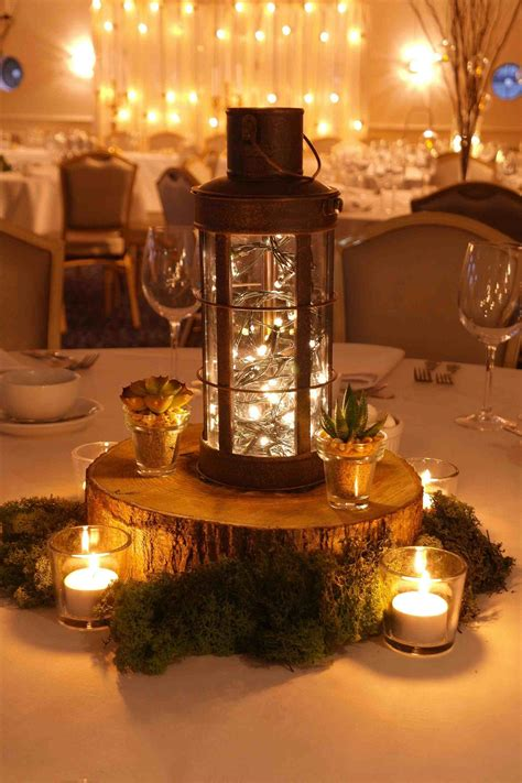 silver lanterns for wedding centerpieces winter wedding lantern centerpieces and silver flowers norwood amazing centerpiece with