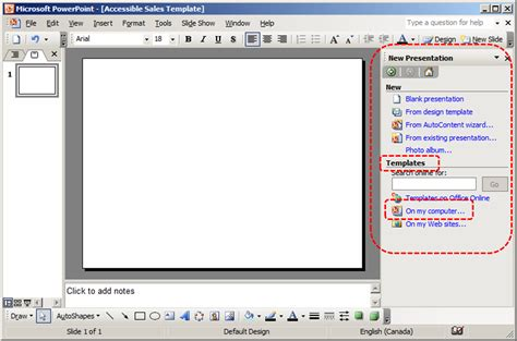 powerpoint 2003 templates